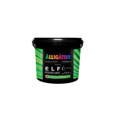 Alligator Interior Elf İpeksi Mat İç Cephe Boyası 2.5 Litre