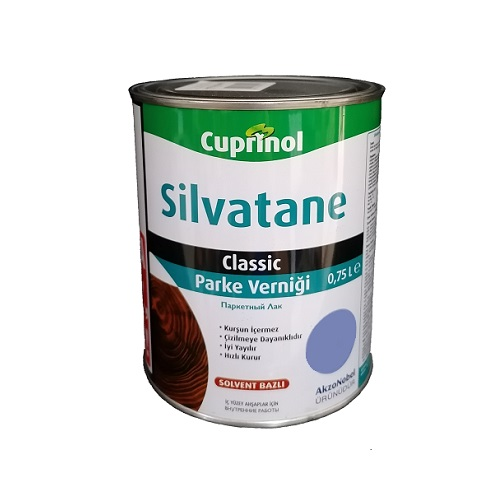 Cuprinol Silvatane Classic Parke Verniği Parlak 0.75 Litre