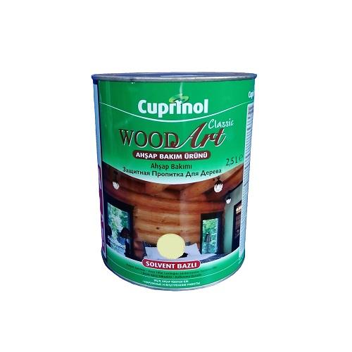 Cuprinol Woodart Classic Verniksiz Ahşap Bakım Ürünü 2.5 Litre