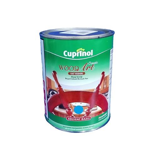 Cuprinol Woodart Classic Yat Vernik Parlak 0.75 Litre