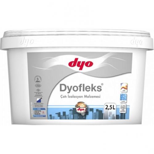 DYO Dyofleks Çatı İzolasyon Malzemesi 2.5 Litre