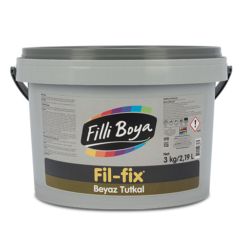 Filli Boya Fil-fix Beyaz Tutkal 3 Kg