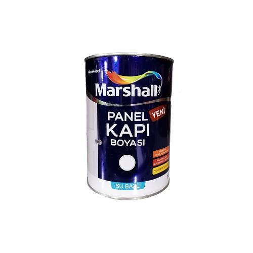 Marshall Panel Kapı Boyası Su Bazlı Beyaz 1 L.