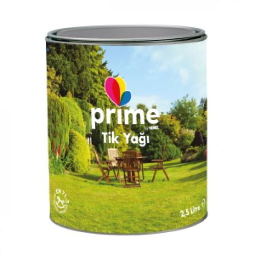 Prime by HEMEL Tik Yağı 2.5 Litre