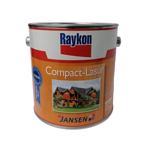 Raykon by Jansen Compact-Lasur 2.5 Litre