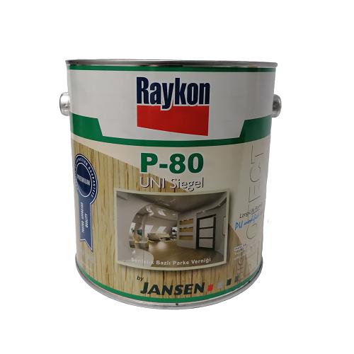 Raykon by Jansen P-80 Uni-Siegel Mat 2.5 Litre