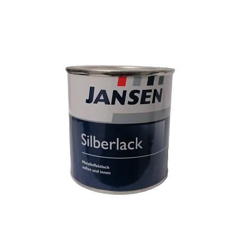 Raykon by Jansen Silberlack Gümüş Efekt Boyası 0.375 Litre