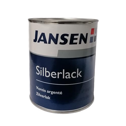 Raykon by Jansen Silberlack Gümüş Efekt Boyası 0.75 Litre