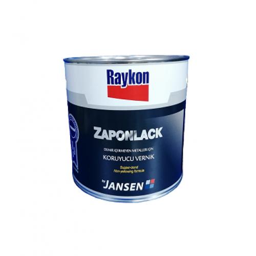 Raykon by Jansen Zaponlack Şeffaf Vernik 0.75 Litre