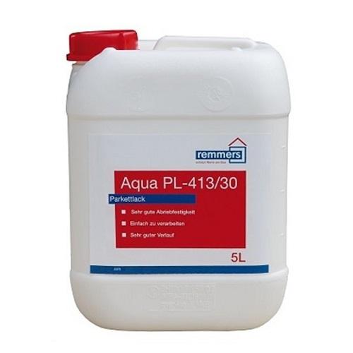 Remmers Aqua PL-413/30 Parkettlack Mat Su Bazlı 5 Litre