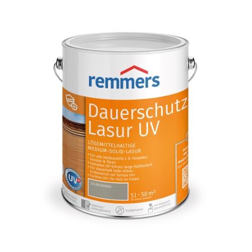 Remmers Dauerschutz-Lasur UV Solvent Bazlı 5 Litre